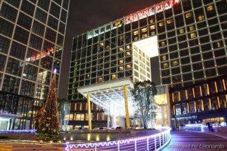 Crowne Plaza Shenzhen Longgang City Centre, an IHG Hotel