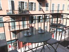 Nice Booking - Nicki Port/Garibaldi Balcon