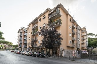 Airy 3BR in San Pietro / Vaticano by Sonder
