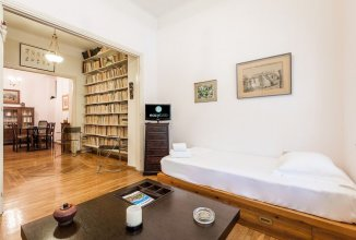 Ideally located flat for 4 ppl-Acropolis