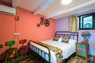 Beijing Baizhu Apartment - Yonghegong