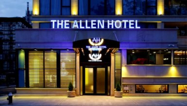 The Allen House (sleeps 5)