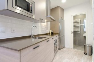 Modern & Chic 1bed Apt in Madrid City Centre