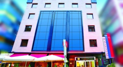 Lion City Hotel Kizilay