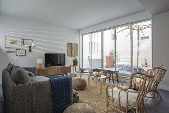 3bdr Design Apartment With Terrace in Bairro Alto