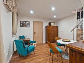 Gumbo Luxury Duplex Apartment