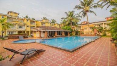 OYO 13532 Home Luxurious 3BHK Near Colva Beach