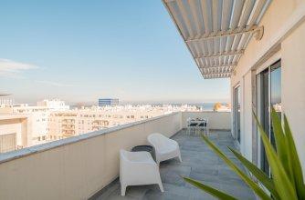 Exclusive Penthouse Terrace & Garage