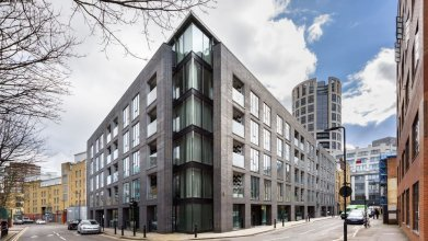 Stunning modern 2 double bedroom apartment