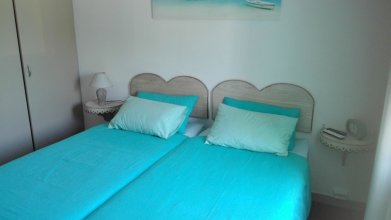 Apartment With one Bedroom in Lagos, With Wonderful sea View, Furnishe