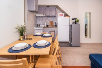 CH2 & CH3| Fully Furnished Spacious Oasis Dog-friendly 2BR Capitol Hill