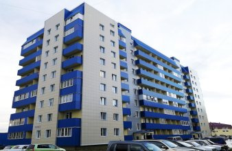 Dobrye Sutki Apartment on Sovetskaya 189-1