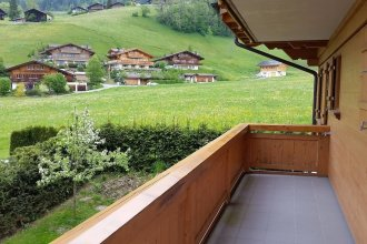 Gstaad Perfect Winter Luxury Apartment