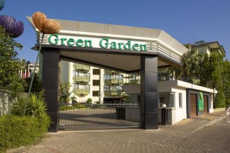 Отель Green Garden Suite