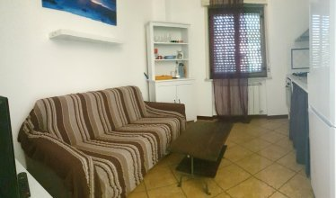 Apartment With 2 Bedrooms in Palermo, With Furnished Balcony and Wifi - 970 m From the Beach