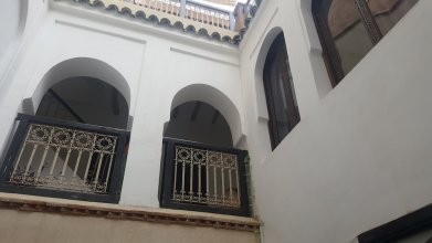 Riad Red Kamel