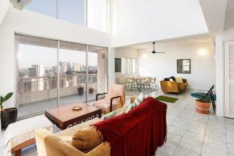 Penthouse Near Bukit Bintang With KL Tower View
