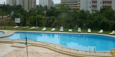 Apartment With one Bedroom in Portimão, With Wonderful City View and Enclosed Garden - 350 m From the Beach