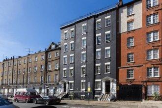 Modern 2 Bedroom Flat Near Baker Street