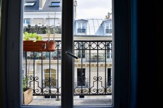 Close To Montmartre 1 Bedroom Apartment