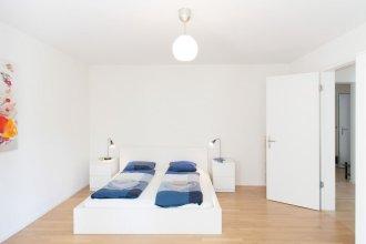 ZH Kreuzplatz I - Hitrental Apartment