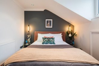 The Cromwell Road Escape - Modern & Central 1bdr Flat With Rooftop Terrace
