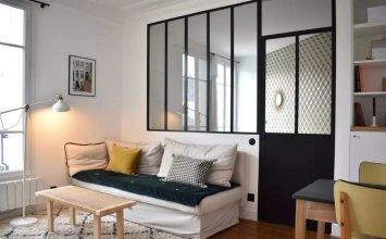 Stylish 1 Bedroom Apartment in Le Marais