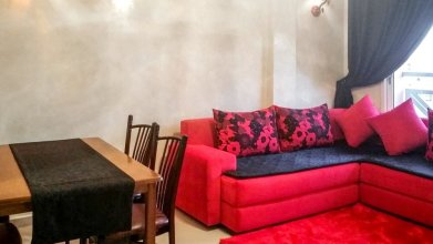Apartment With 2 Bedrooms in Marrakech, With Wonderful City View, Balc