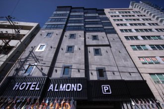 Hotel Almond Busan Station