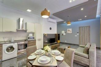 Luxury Apt Prime Location, Sliema
