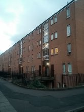 Glasgow Charing Cross Apartments