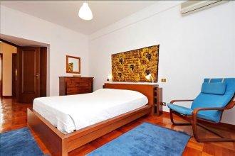 Bright, spacious Halldis apartment in the Trieste neighbourhood