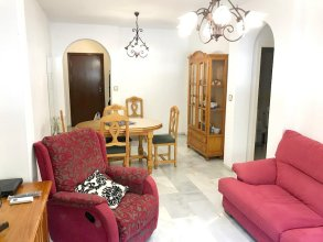 Apartment With 2 Bedrooms in Motril, With Pool Access and Wifi - 700 m From the Beach