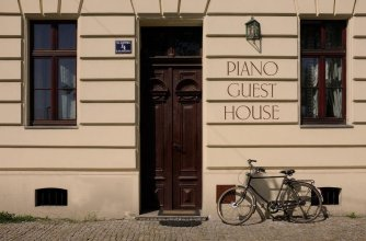 Piano Guest House