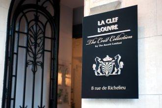Апарт-отель La Clef Louvre Paris
