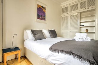 Victorian Apartment in Lively Marchmont