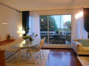Location Sweet Home Paris 12 Terrasse Verdure 55m 2 pièces