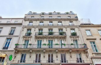 Somptuous Apartment 2 bedrooms - Faubourg St Honoré