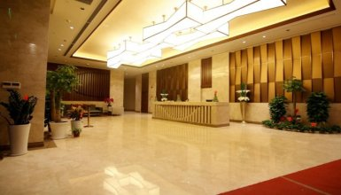 Shanghai Wanyexinjie Appart Hotel