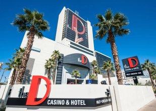 the D Casino Hotel Las Vegas