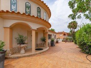 Regal Villa in Olivella With Private Swimming Pool