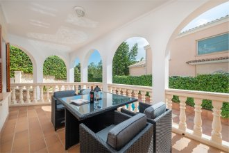 Villa Teulera -amazing House in Palma, With Private Pool and 3.6 km Away From the Beach. Free Wifi