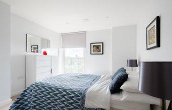 2 bed 2 Bath Greenwich Apart. - London
