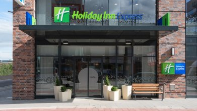 Holiday Inn Express Hamburg - City Hauptbahnhof