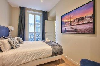 61 - Luxury Parisian Home Sebastopol 2DD