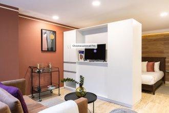 Coziest Studio in Condesa