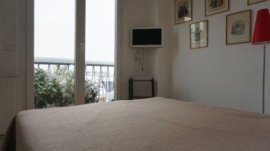 Etoile -2 pièces-Vue panoramique-Paris 16