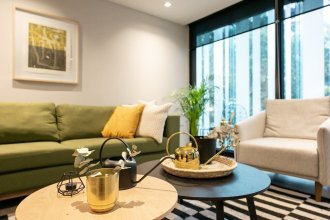 Luxury 1br Condo With Balcony in Polanco