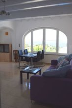Villa With 4 Bedrooms in Dénia, With Wonderful sea View, Private Pool,