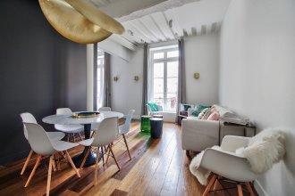 Luxury apt in the heart of Paris - 2BR